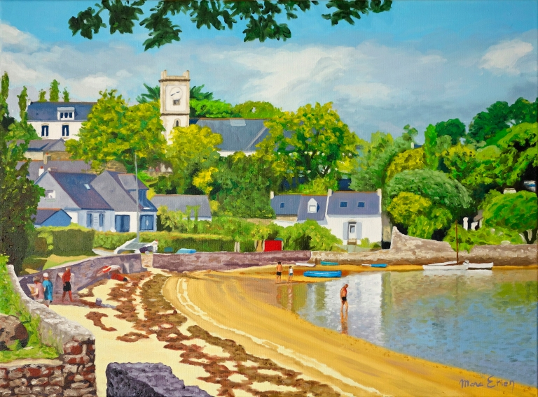 Tableau Port Micquel