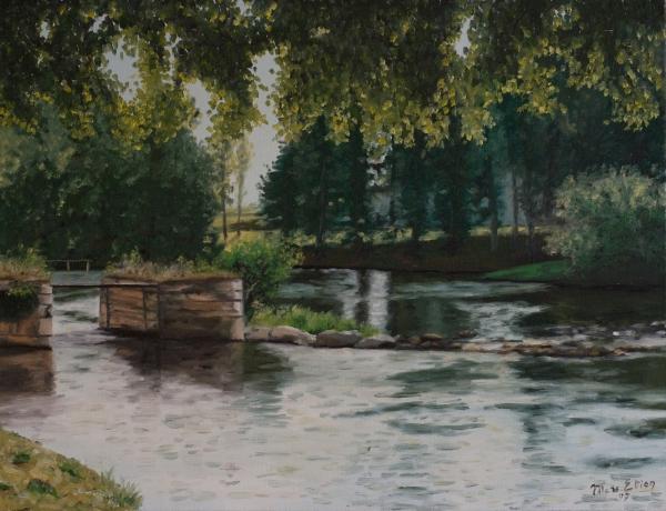 peinture Vienne